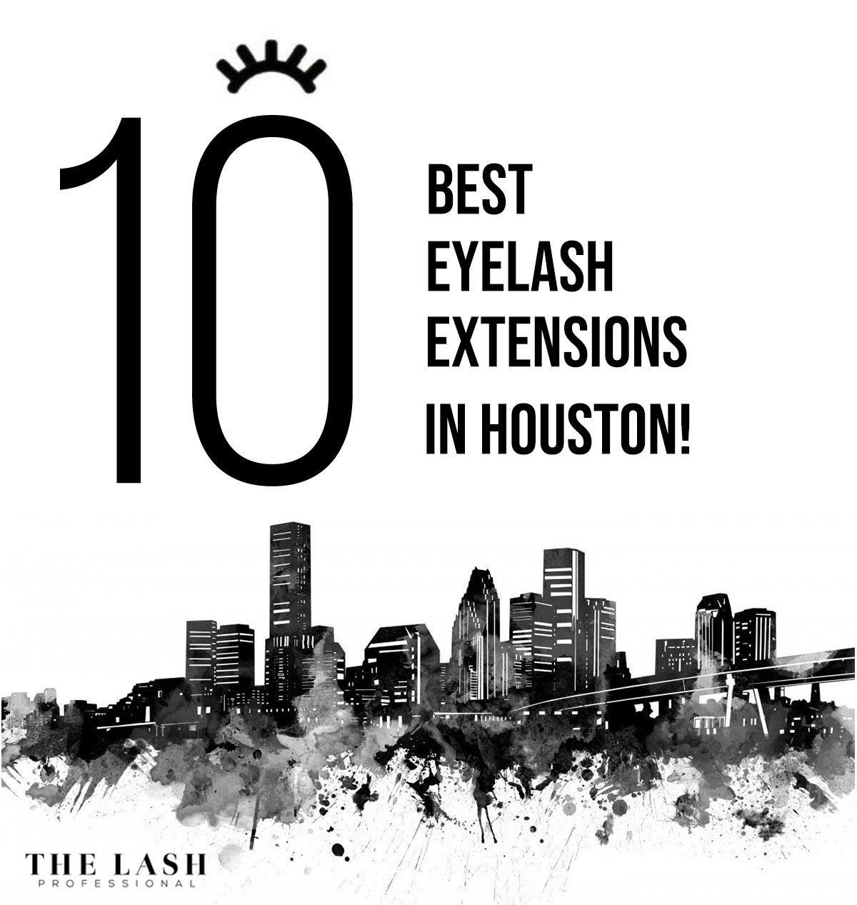 Best Eyelash Extensions in Houston