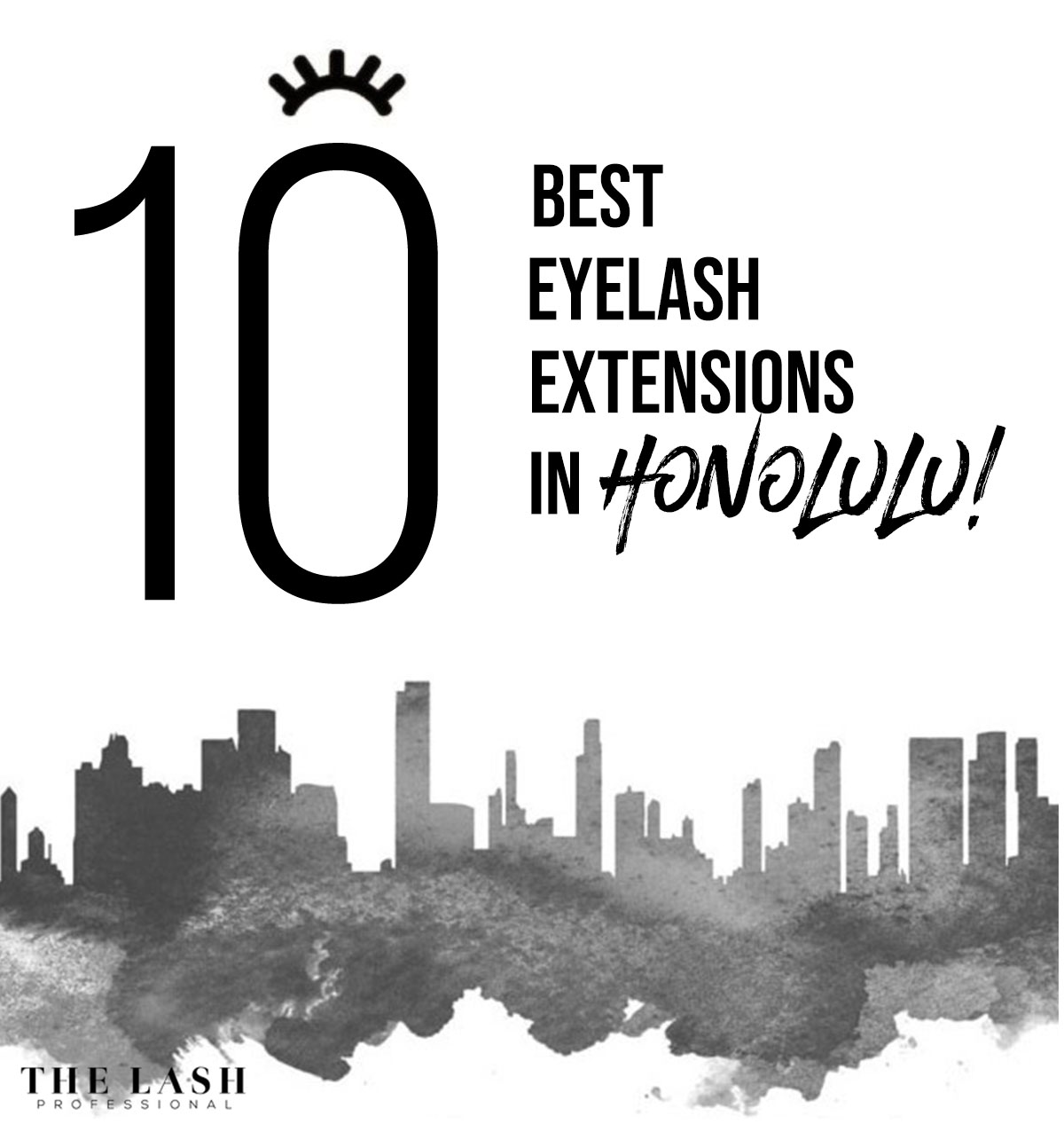 10 Best Eyelash Extensions in Honolulus in